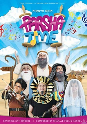 Parsha Time DVD - Bereishis