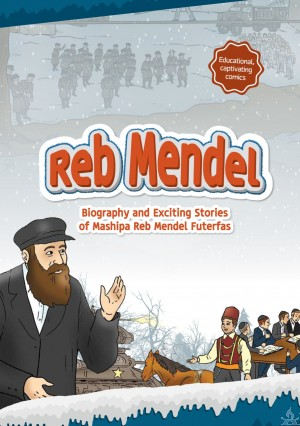 Reb Mendel - Comics (English)