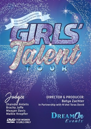 Girls' Talent Tour - DVD