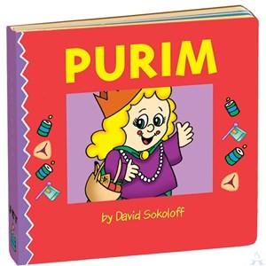 Purim Board Book