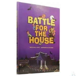 Battle For The House - Comics