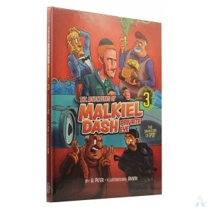 Adventures Of Malkiel Dash Private Eye #3
