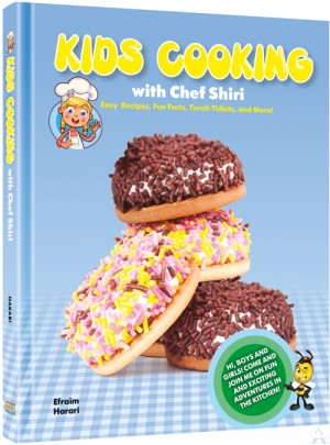 Kids Cooking With Chef Shiri