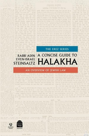 A Concise Guide to Halakha - Steinzaltz