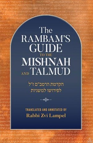 Rambam's Guide to the Mishnah