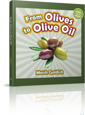 From Olives to Olive Oil
