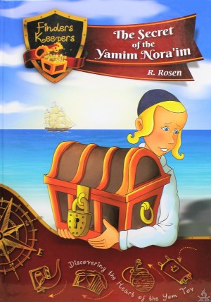 The Secret of the Yamim Nora'im