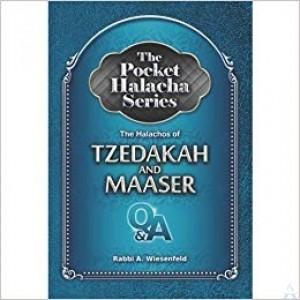 Pocket Halacha: Tzedakah
