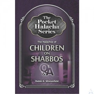 Pocket Halacha: Shabbos
