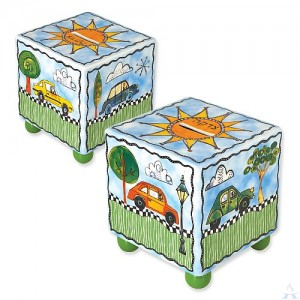 Transportation Tzedakah Box