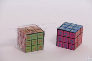 Aleph Beis Rubik's Cube - Small