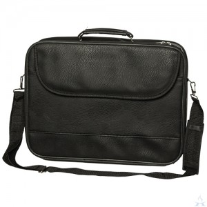 Tallis Bag with Handles - Black