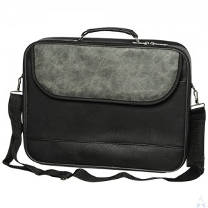 Tallis Bag Black & Grey