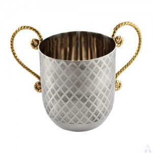 Wash Cup Stainless Steel