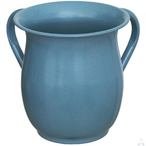Stainless Steel Wash Cup - Turquoise