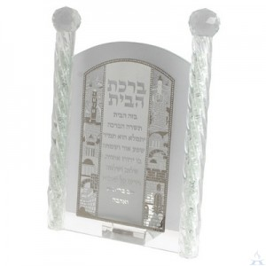 Home Blessing Crystal Stand