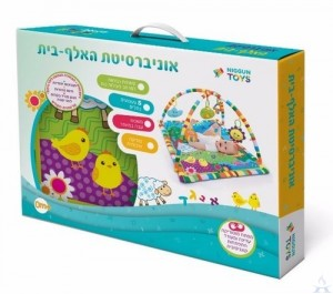 Baby Musical Playmat Activity Gym