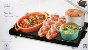 Shabbos Warmer Tray - Extra Large