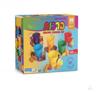 Brachos Learning Set