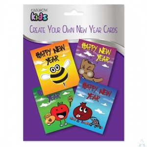 Create Your Own New Year Cards