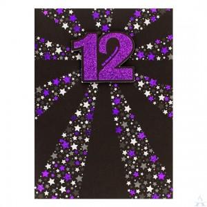Bat Mitzvah Greeting Card - Handmade