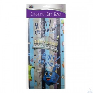 Chanukah Cellophane Bags