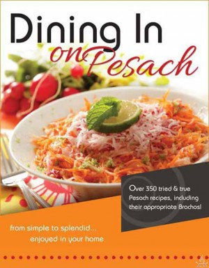 Dining In On Pesach (Hardcover)
