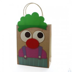 Purim 3D Gift Bag