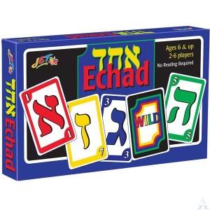 Echad Game - Alef Bet Uno