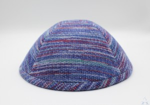Kippah Blues Knit