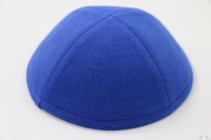 Kippah Blue Tee
