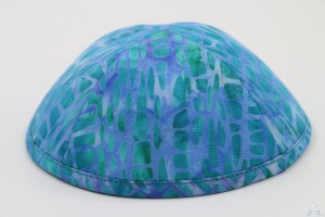 Kippah Blue Woods