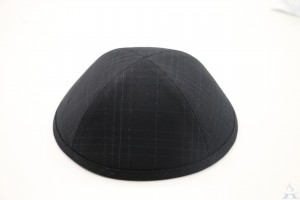 Kippah Black Suited