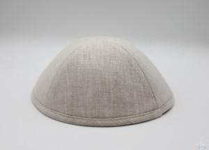Kippah Flax Linen