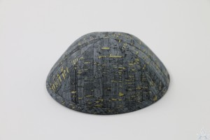 Kippah Grey Cork