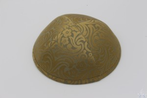 Kippah Gold Royale