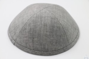 Kippah Grey Heather