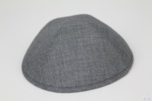 Kippah Grey Suiting