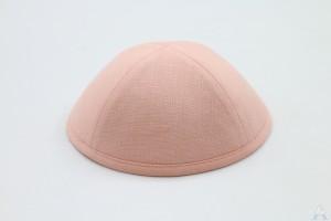 Kippah Blush Linen