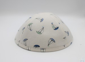 Kippah Sail Away