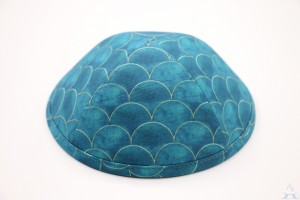Kippah Sea Green