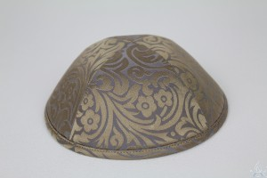 Kippah Taupe Royale