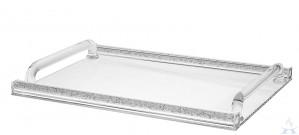Tray Elegant Glass