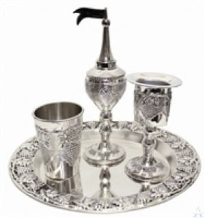 Havdalah Set 4 Piece
