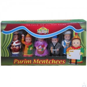 Purim Mentchees