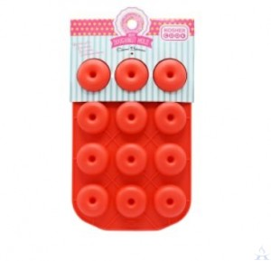 Mini Donuts Silicone Mold