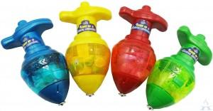 Candy Filled Dreidel Launcher