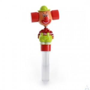 Purim Clown Noise Maker Candy