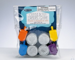 Complete Chanukah Dreidel Game