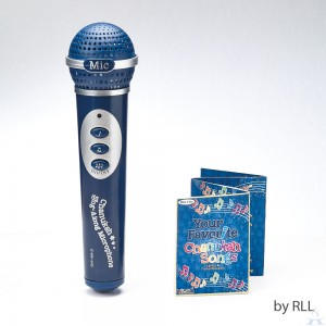 Chanukah Sing-Along Microphone 5 Songs